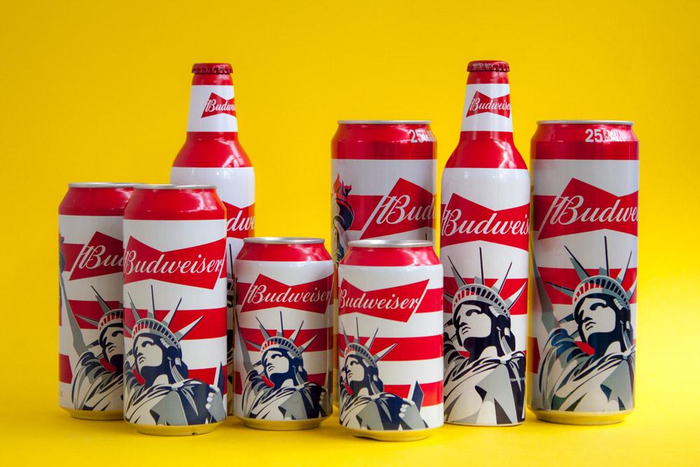 Malika Favre for Budweiser