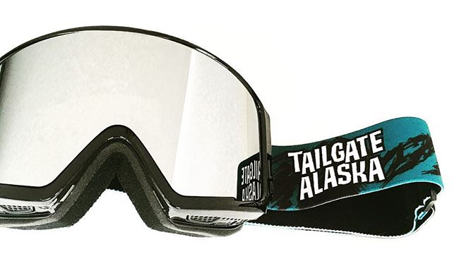 Every ticket to #tailgatealaska  includes a pair of our new goggles. March 17-26, 2017. #tailgate10 #10barrelbrewing #keepersofthereal #neversummersnowboards