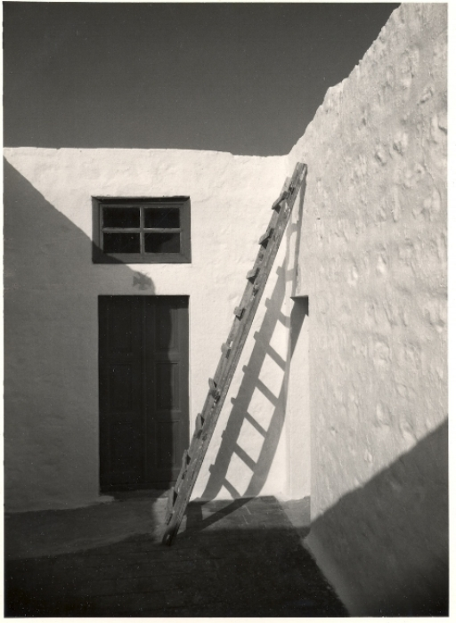 Patmos Ladder to the Sky. Sherri Silverman. 1984. Gelatin silver print.