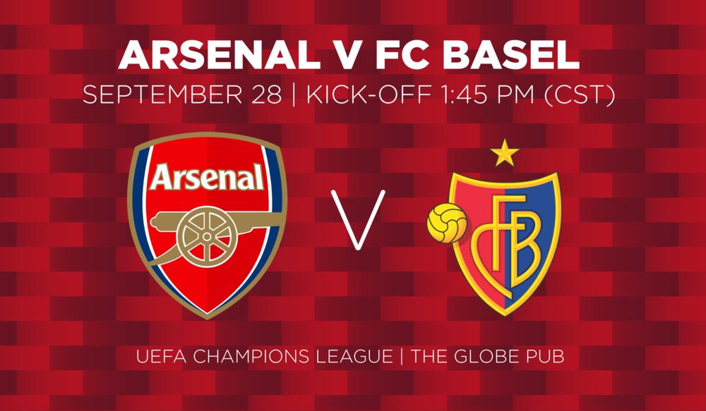 Arsenal V FC Basel
