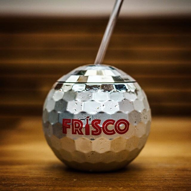 Tonight at Genever (@genever_la) we launch Frisco Disco, a celebration of Manila Disco from the golden age of the 1970s! And you can sip down a cocktail from inside our Frísco Disco balls!! Say whaaaaat???!!!! . Yup, courtesy of yours truly @friscobrandy and @darwins.theories! . . #friscodisco #friscofriends #la #losangeles #party #disco #discoball #cocktails #signaturedrinks #cocktailing #craftdrinks  #dancedancedance💃 #discomusic #70s #drinkswithfriends #historicfilipinotown #maniladisco #humpday