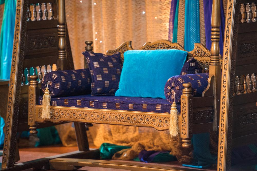Loft Style Mehndi