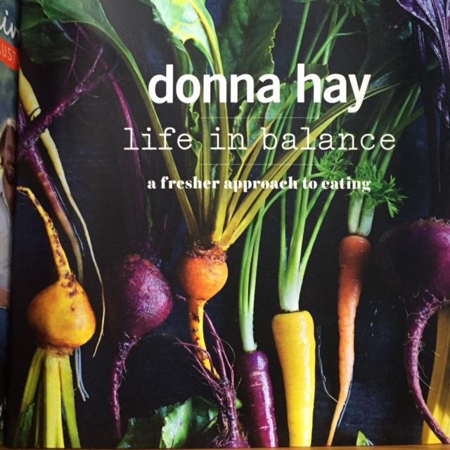 Donna Hay - Life In Balance