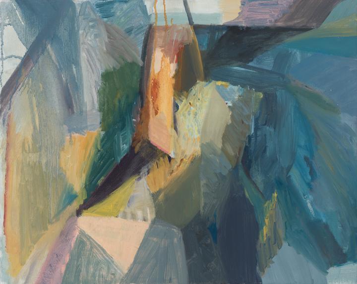 "Oil on canvas  16 x 20"""