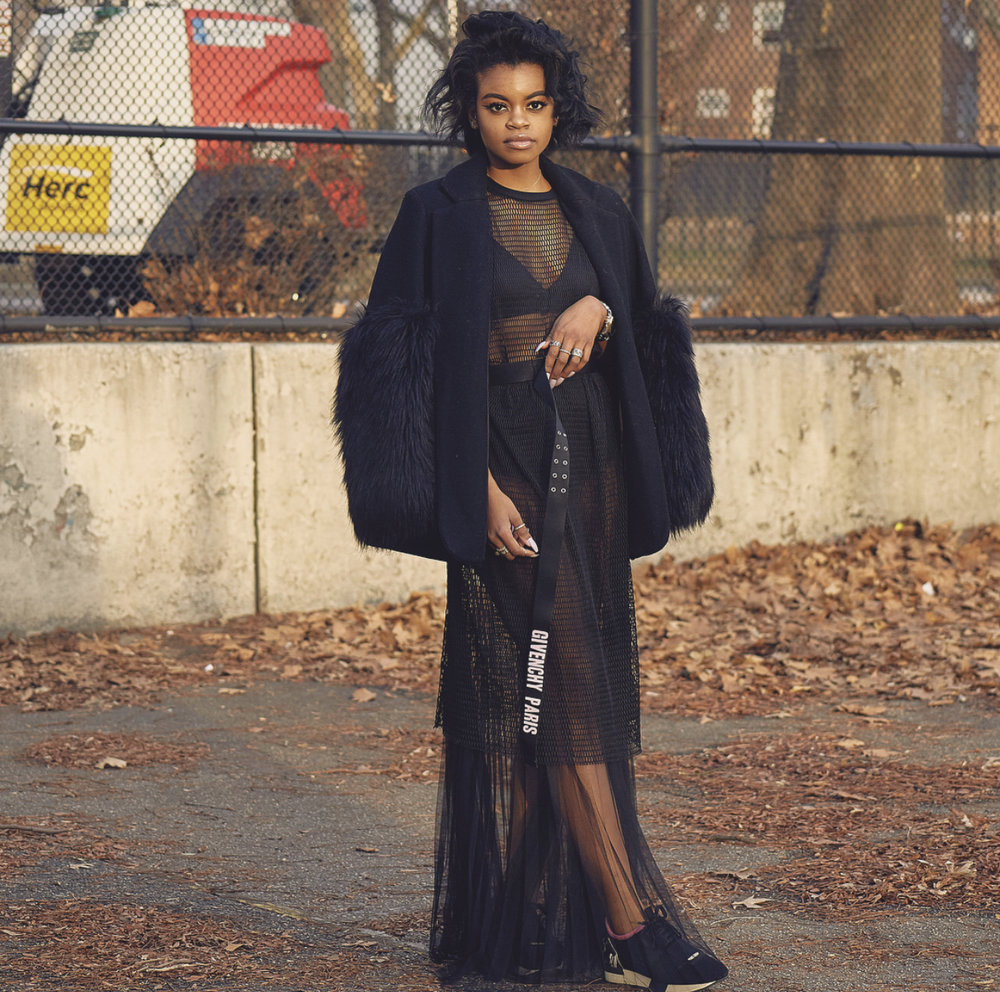 Deja Alexis, Published Fashion Stylist -