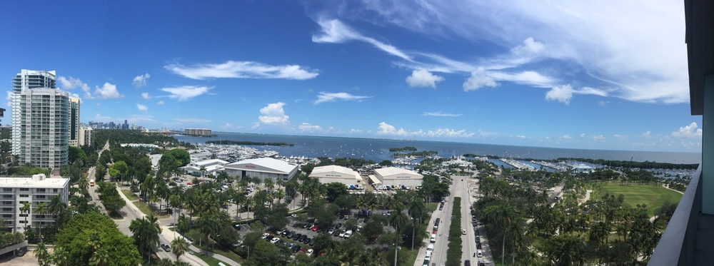 view from grove at grand bay coconut grove