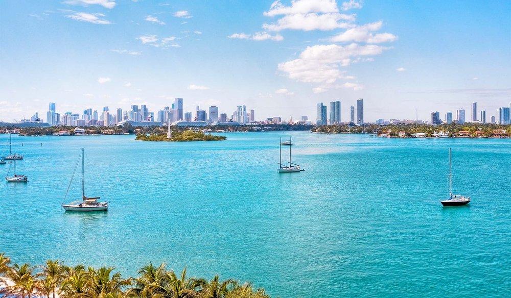 Miami Biscayne Bay