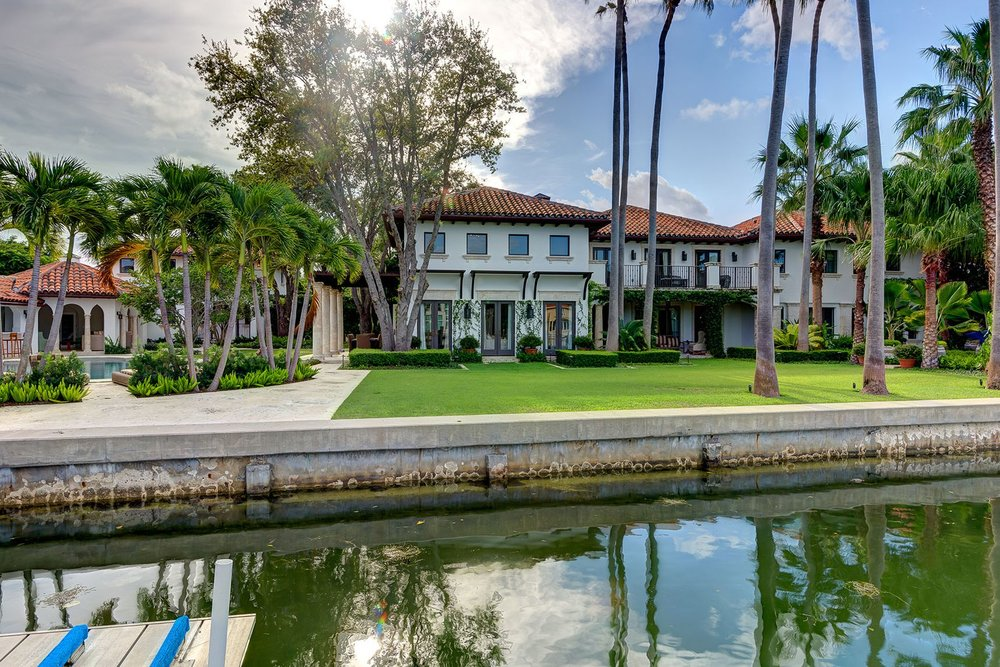 Ivan Rodriguez Miami Beach La Gorce Mansion $19 Million