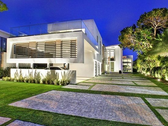 Hassan Whiteside Miami Beach House La Gorce Miami Heat