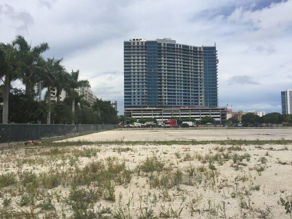 Midtown 5 Construction Update September 1, 2016