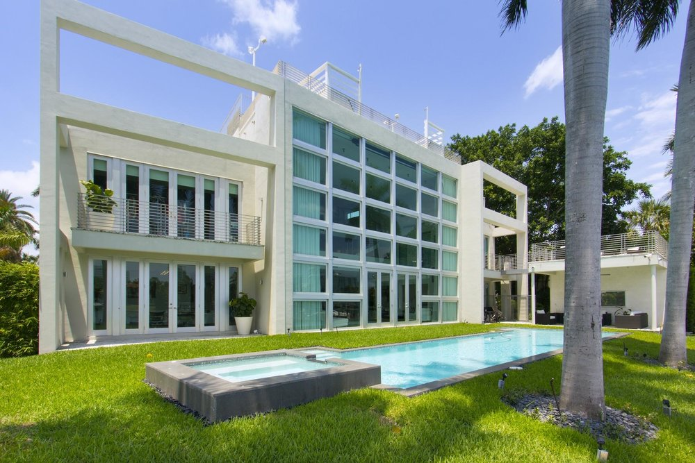 Lil Wayne La Gorce Miami Beach Mansion 94 La Gorce Circle