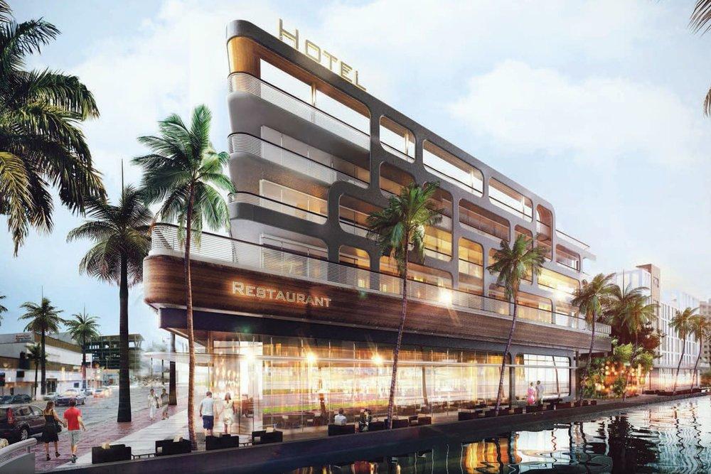 Hotel Palomar Miami Beach