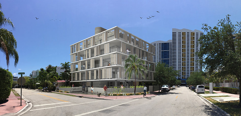 Bay House Miami Beach