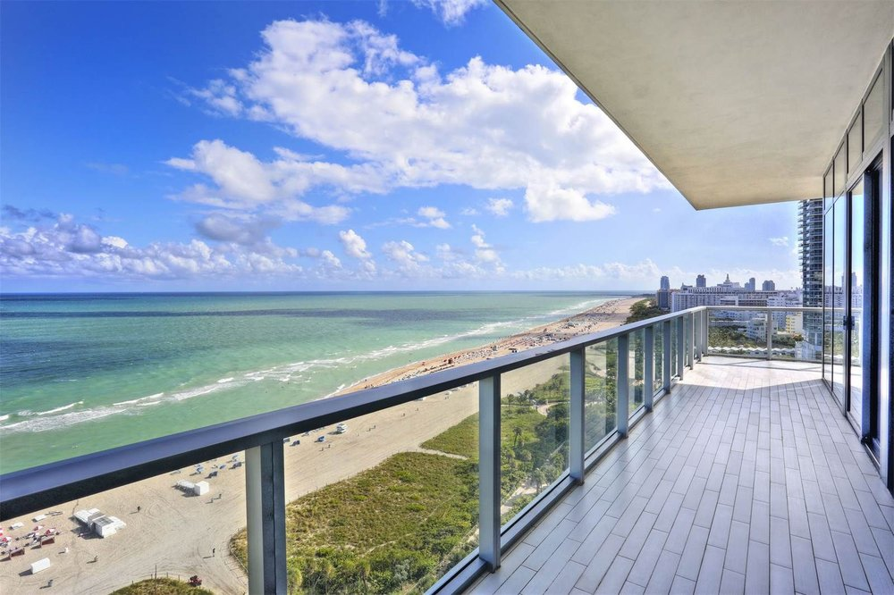 W South Beach Penthouse