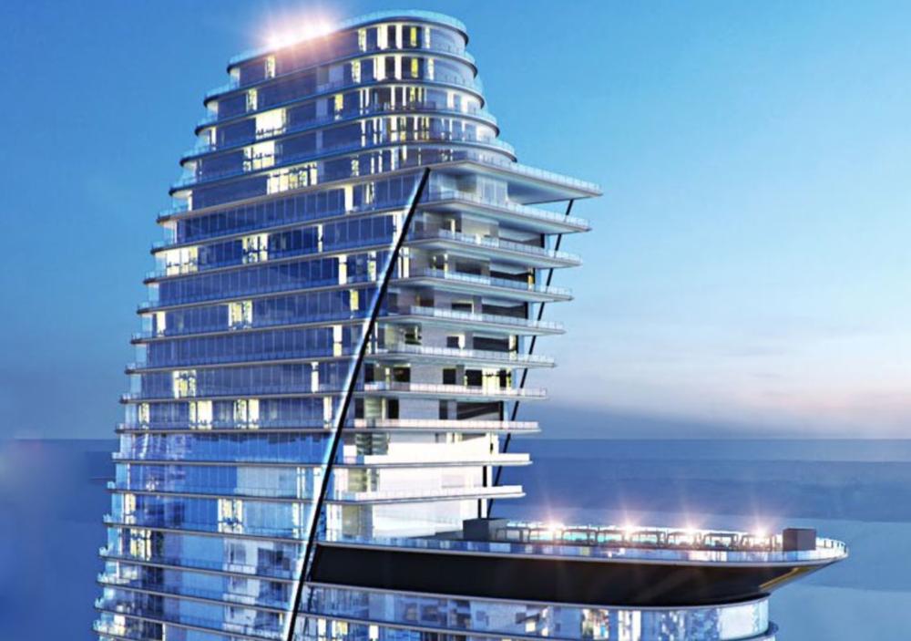 Aston Martin Tower Miami Penthouses Helipad