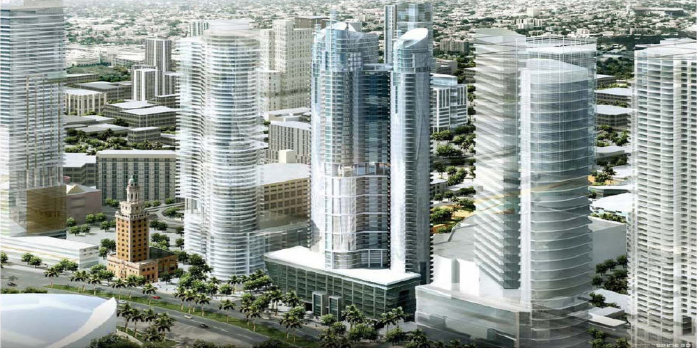 Chateau Group Biscayne Boulevard Proposal