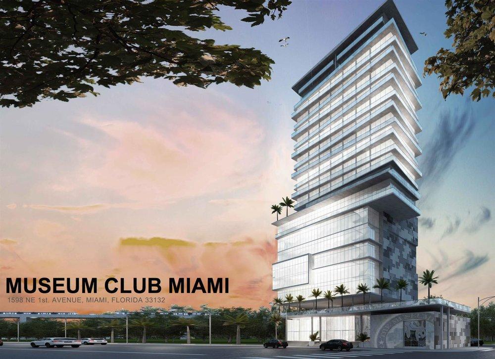 Museum Club Miami 1598 NE 1st Avenue