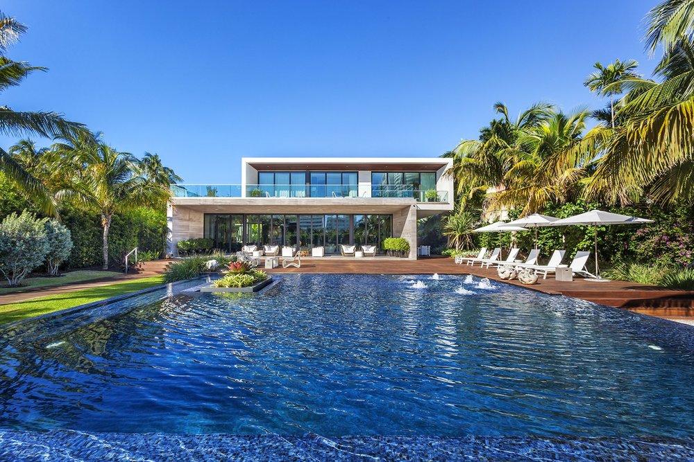 4395 Pine Tree Drive $22.95 Million Miami Beach