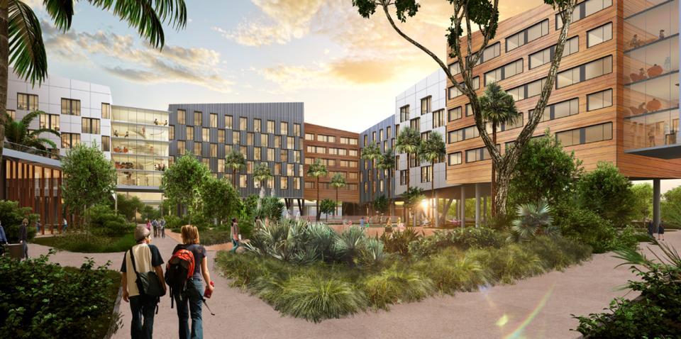 University of Miami Arquitectonica $155 Million Complex