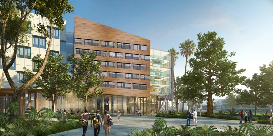 University of Miami $155 Million Coral Gables Arquitectonica Expansion