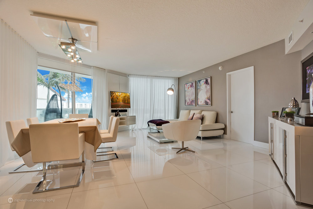 St. Tropez on The Bay 1-602 Sunny Isles