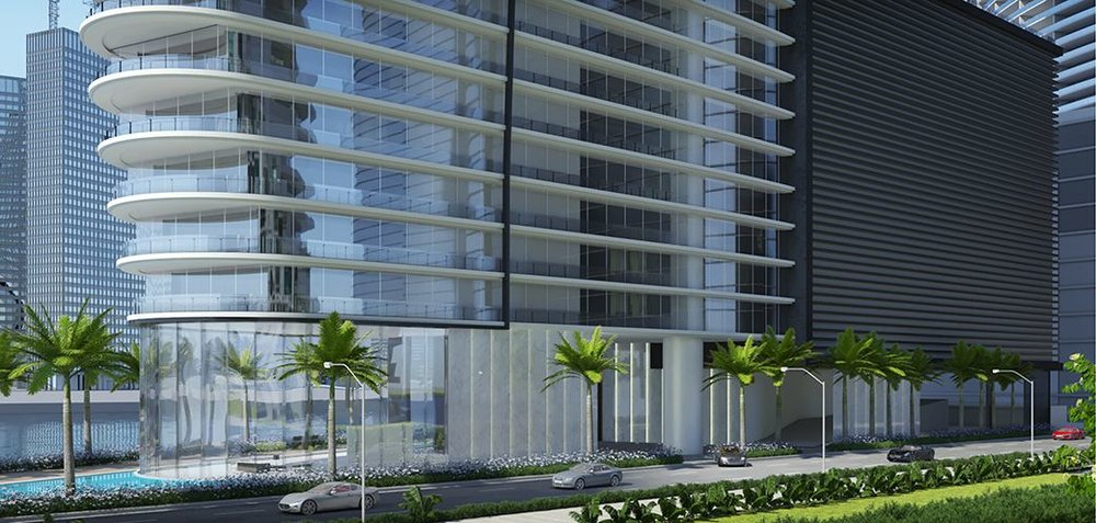 Aston Martin Tower Residences Miami