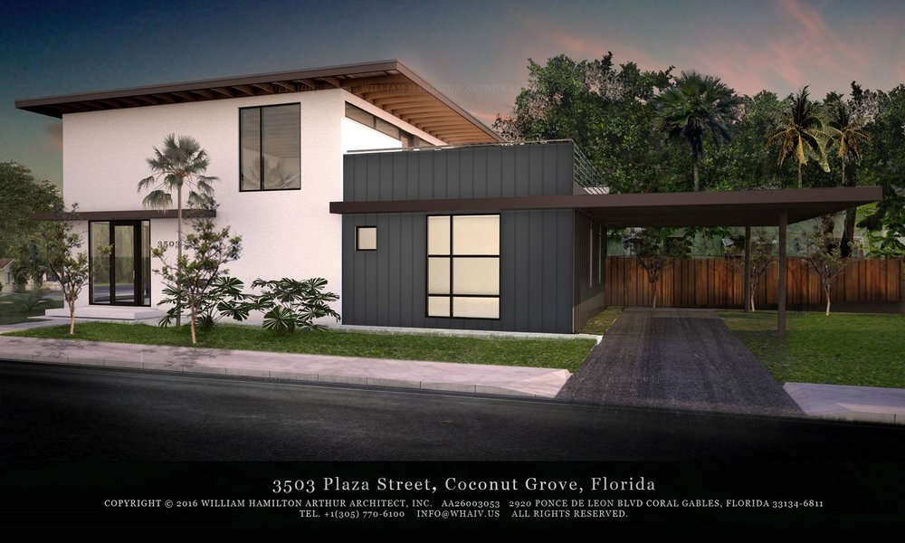 3503 Plaza Street Coconut Grove
