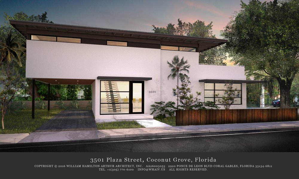 3501 Plaza Street Coconut Grove