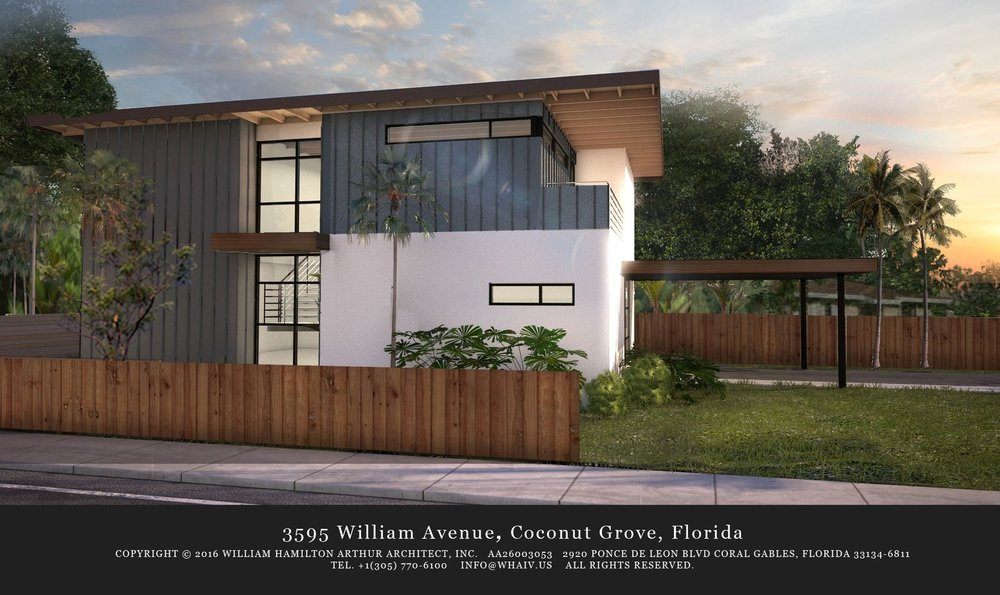 3595 William Avenue Coconut Grove
