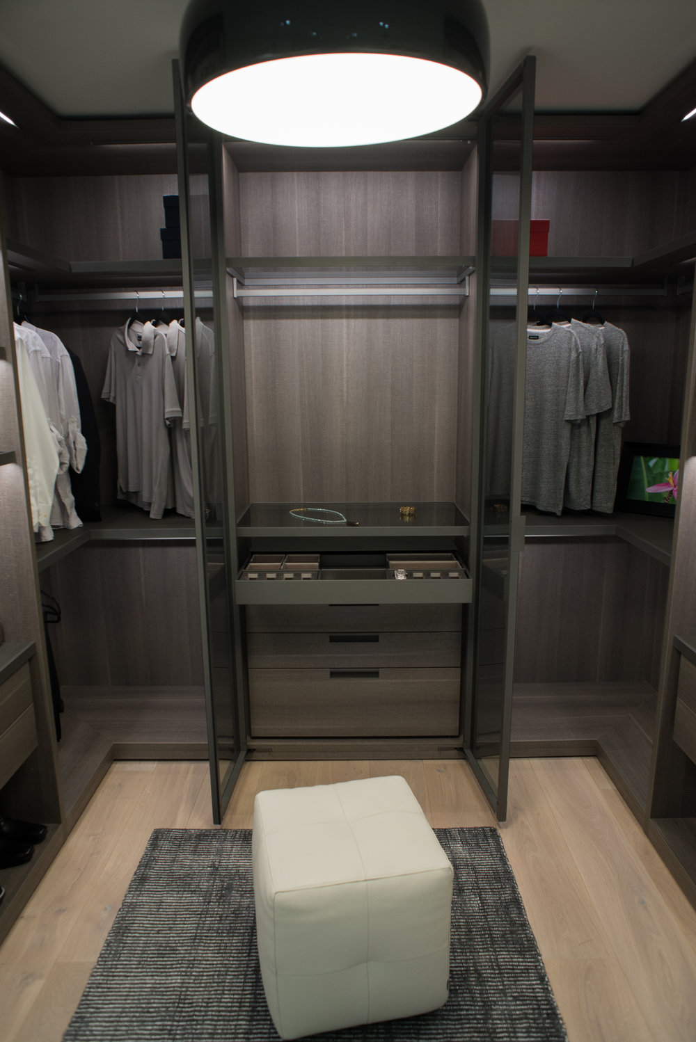 Fairchild Coconut Grove Bedroom Closet