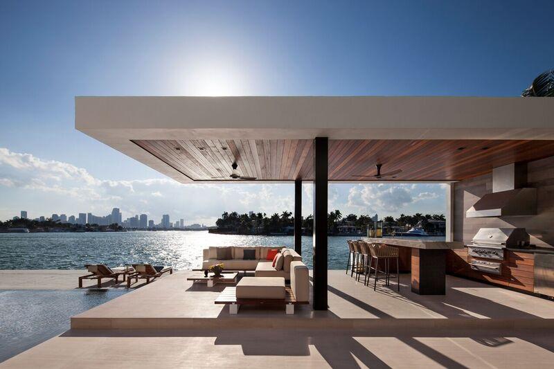 Casa Clara Venetian Island 212 W Dilido Drive Di Lido Island Miami Mansion