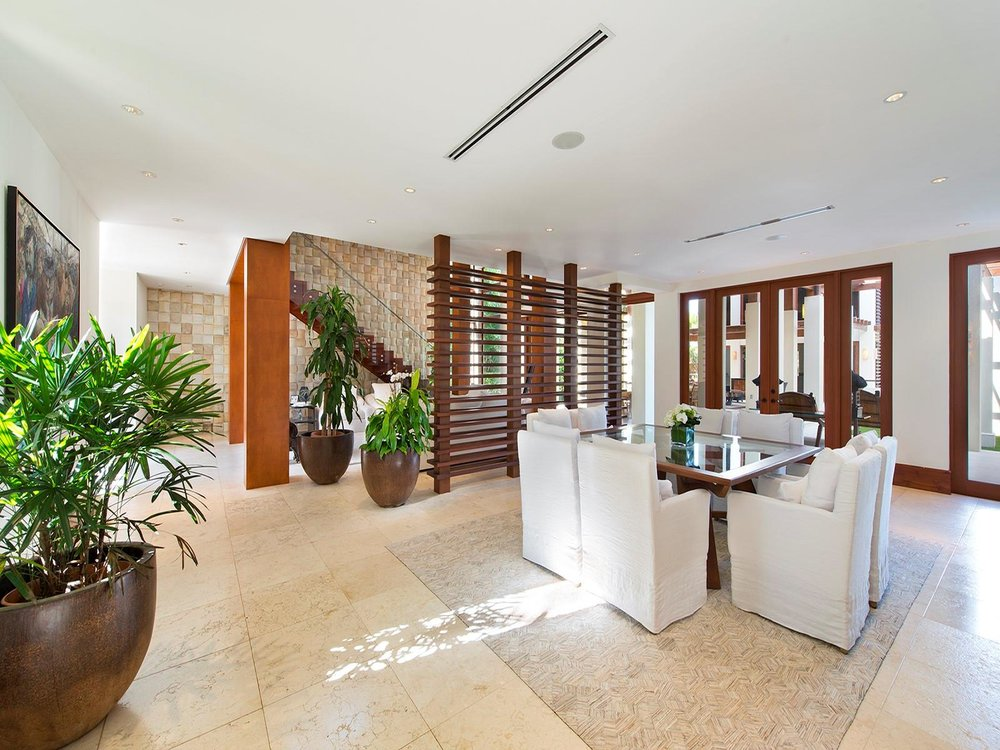 85 Palm Avenue Palm Island Mansion Miami Beach