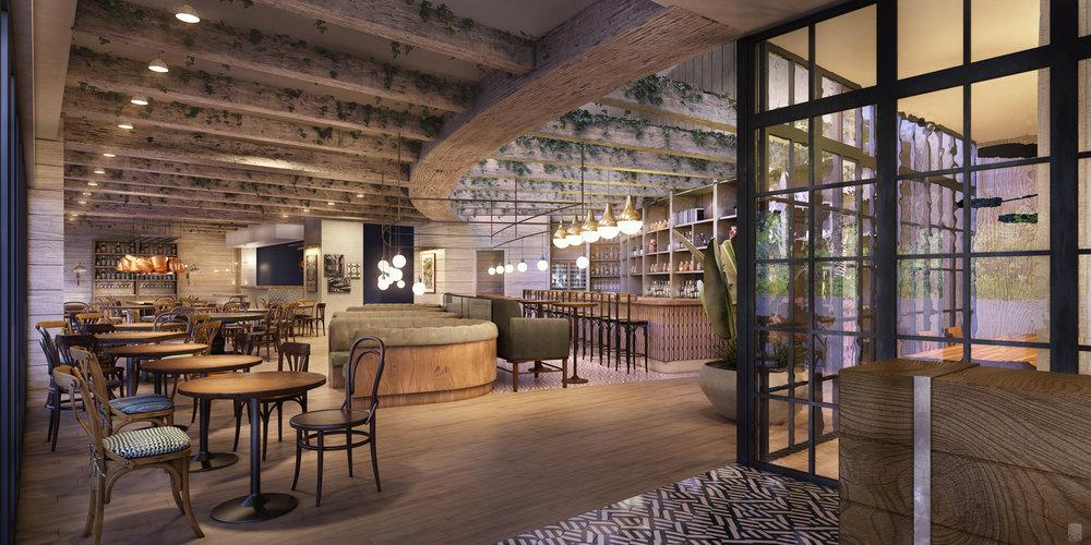 Michael Schwartz Restaurant Concept Park Grove Coconut Grove Top-Off