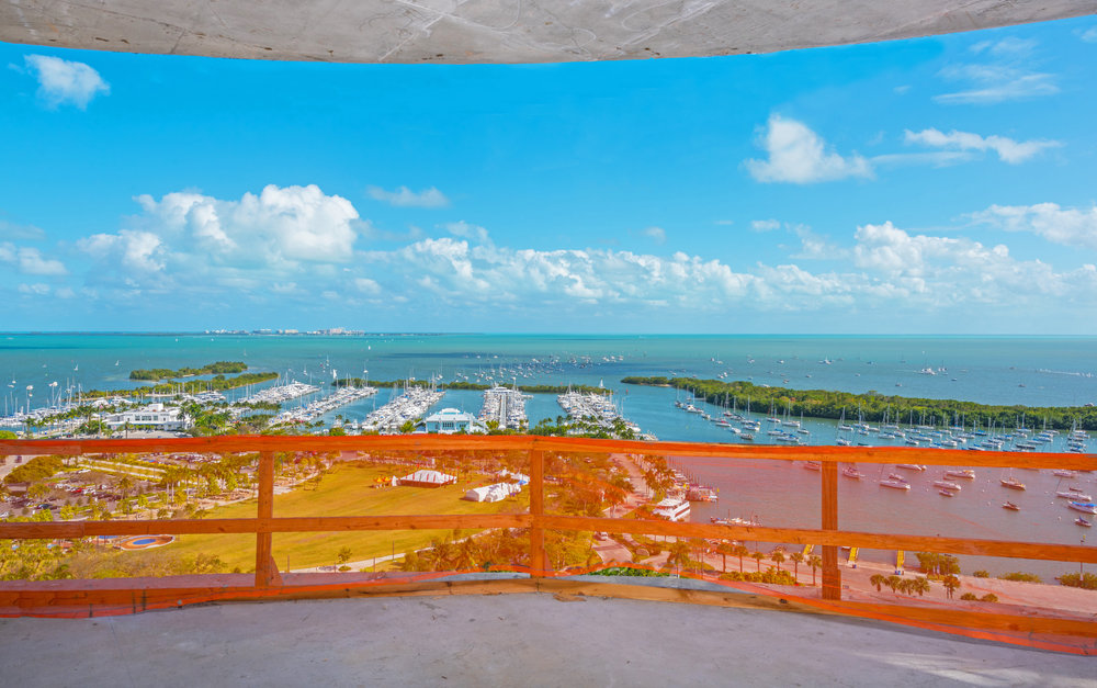 Park Grove Top-Off Views Coconut Grove Miami Real Estate Terra Group Related Group