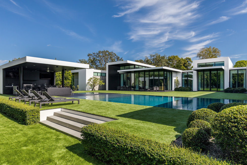 Alex Rodriguez's Coral Gables Home Designed by Choeff Levy Fischman | Lifestyle Production Group
