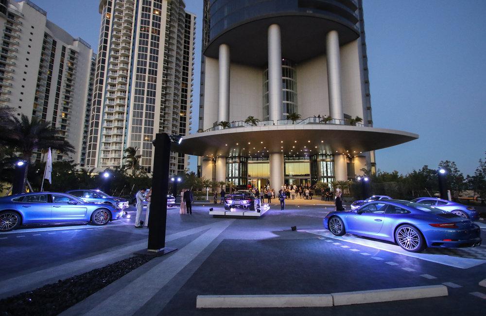 Dezer Development and Porsche Design Celebrate Grand Opening of First-of-its-kind Porsche Design Tower Miami