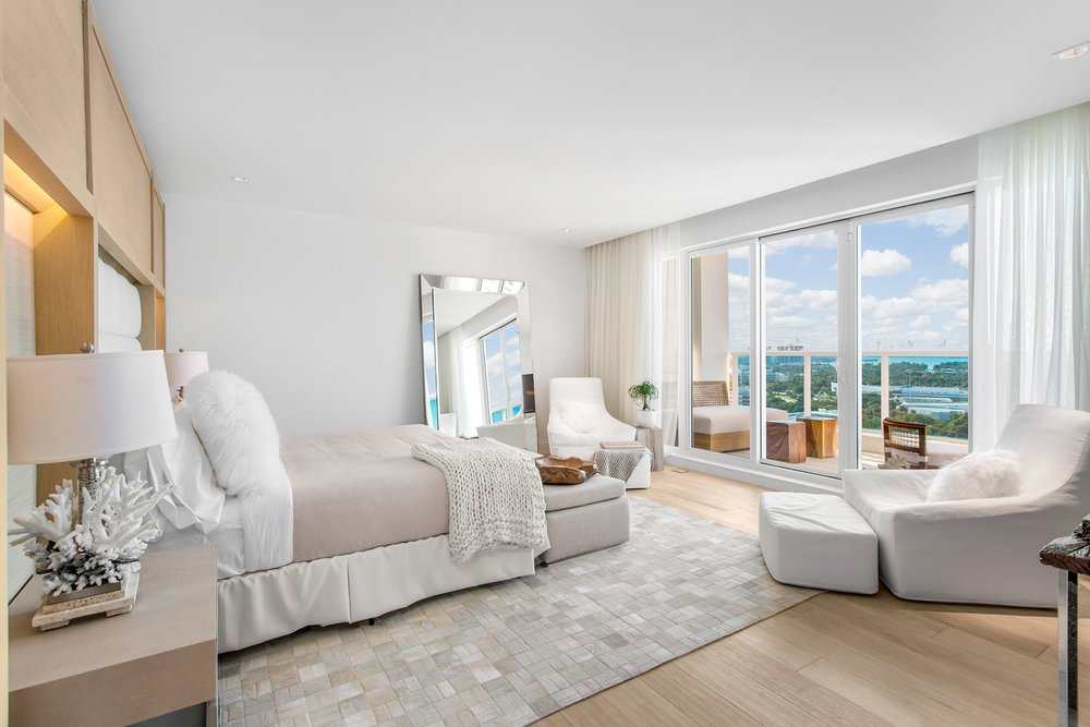 1 Hotel & Homes South Beach Penthouse's Have Strong Sales During Q1 of 2017 Artefacto Penthouse 1717