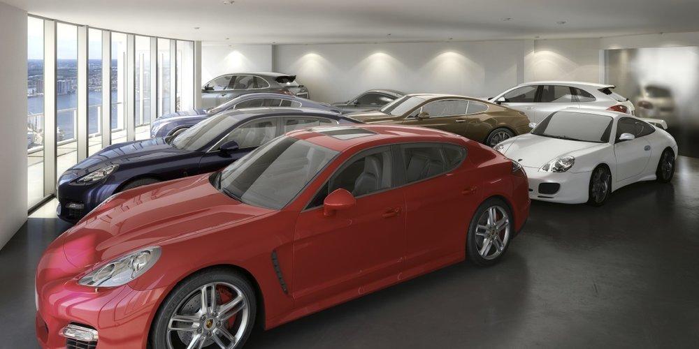 Porsche Design Tower South Penthouse Closes for $25 Million