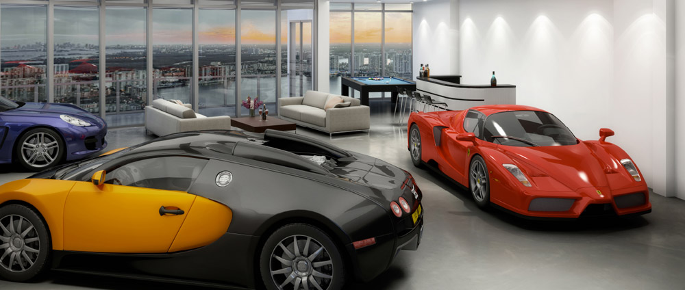 Porsche Design Tower South Penthouse Closes for $25 Million