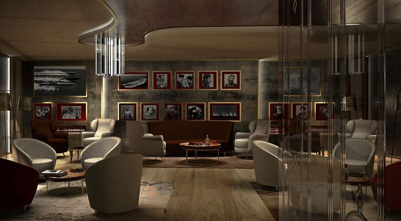 Cigar Room @ Brickell Flatrion