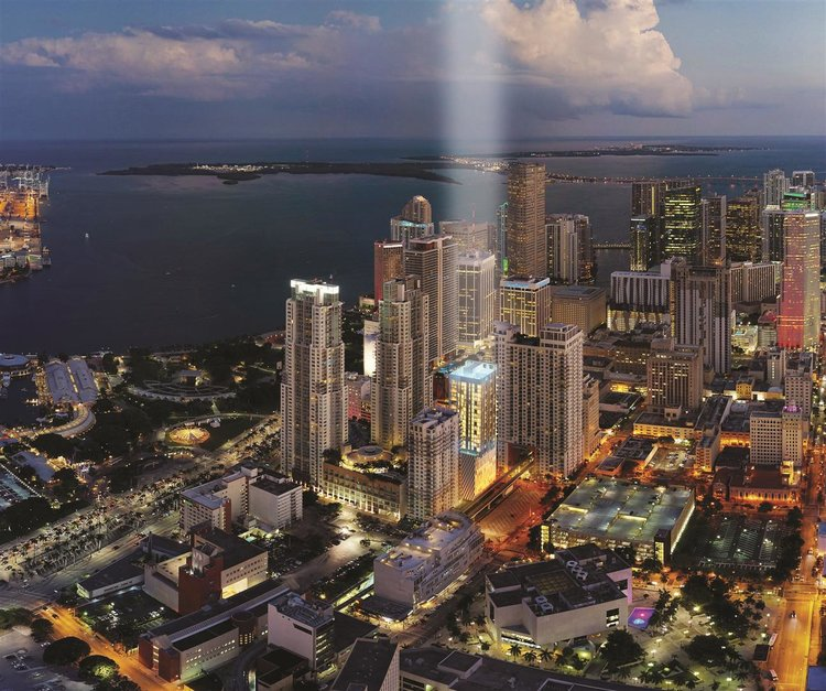 Yotel Hotel Apartments Submits New Proposal To Miamis Planning