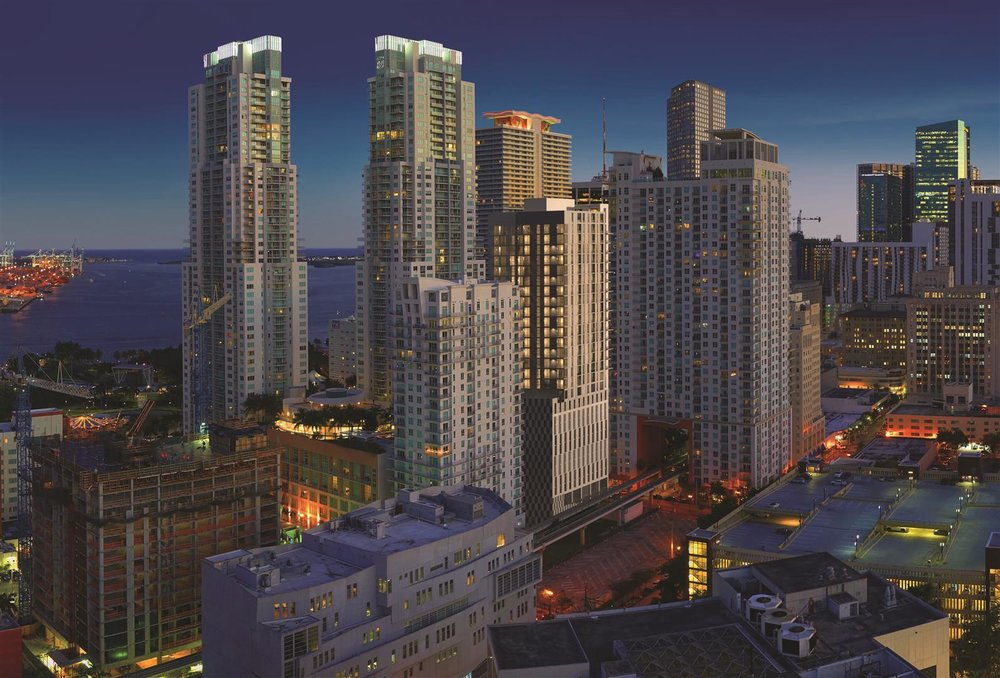 Yotel Hotel & Apartments Submits New Proposal to Miami's Planning Department