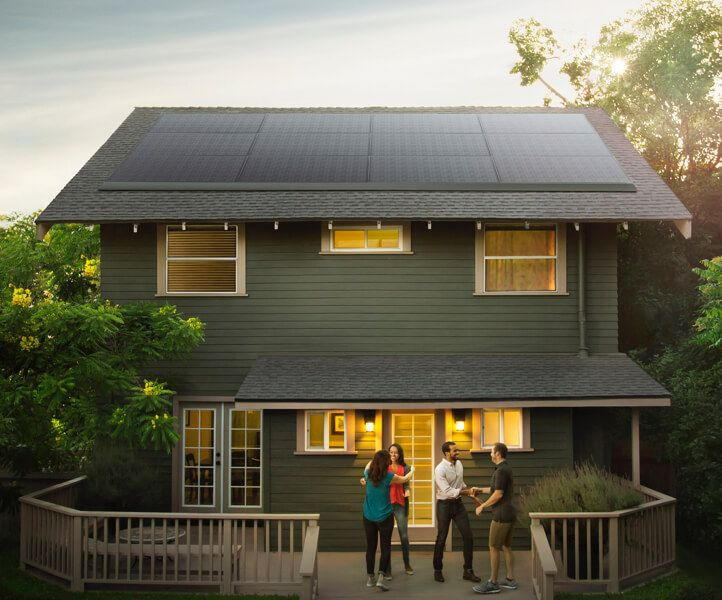 Tesla Introduces New Solar Panels for Homes to Roll-Out This Summer