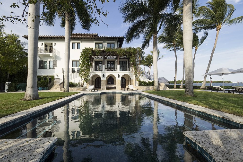 Featured Listing: Coconut Grove's Casa Positano Lists for $28 Million 3080 Munroe Drive