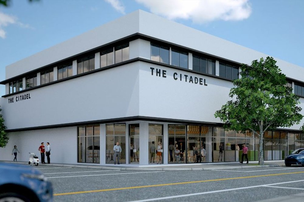 The Citadel, Mixed Used Retail/ Entertainment Venue in Little Haiti, to Open Next Year Conway Commercial Real Estate and Urban Atlantic Group