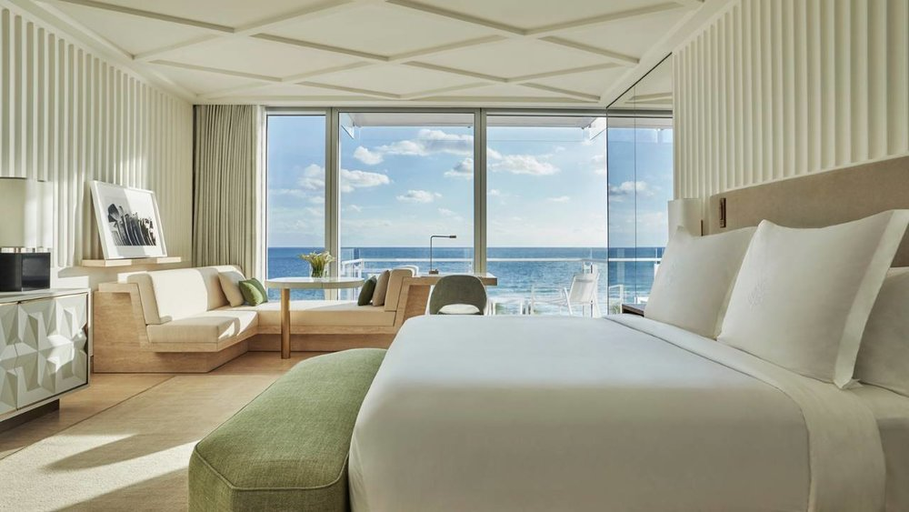 3 Units Have Closed at Four Seasons Hotel & Residences at The Surf Club in Surfside