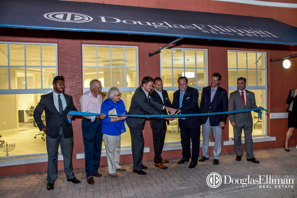 Grand Opening of the new Jupiter Douglas Elliman Office