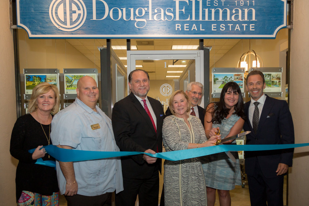 Grand Opening of the Douglas Elliman Delray Beach Office