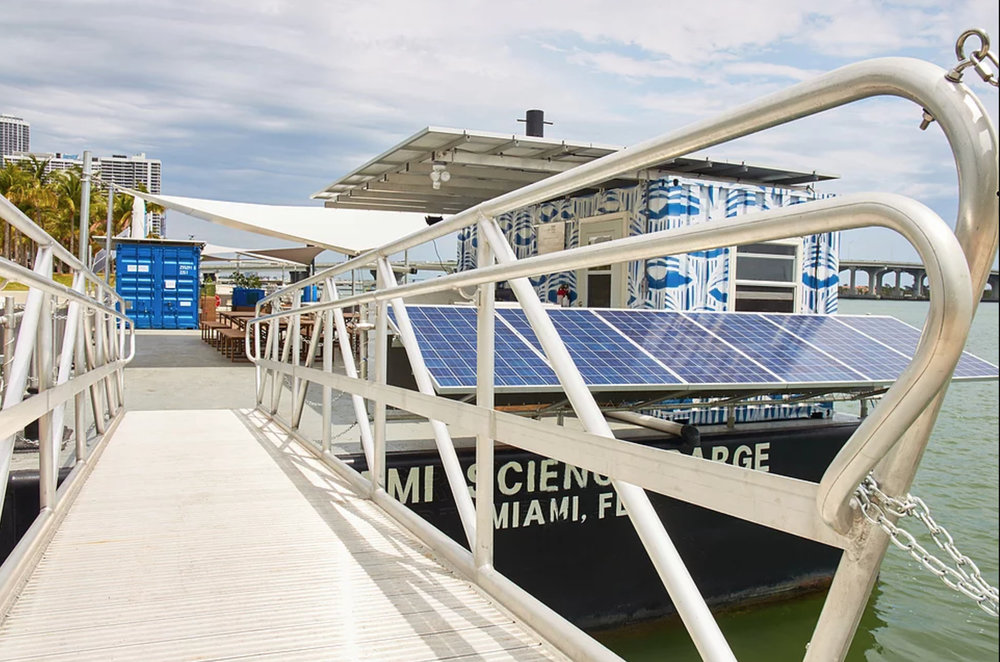 Frost Museum of Science to Take Over Operations at Museum Park's Science Barge