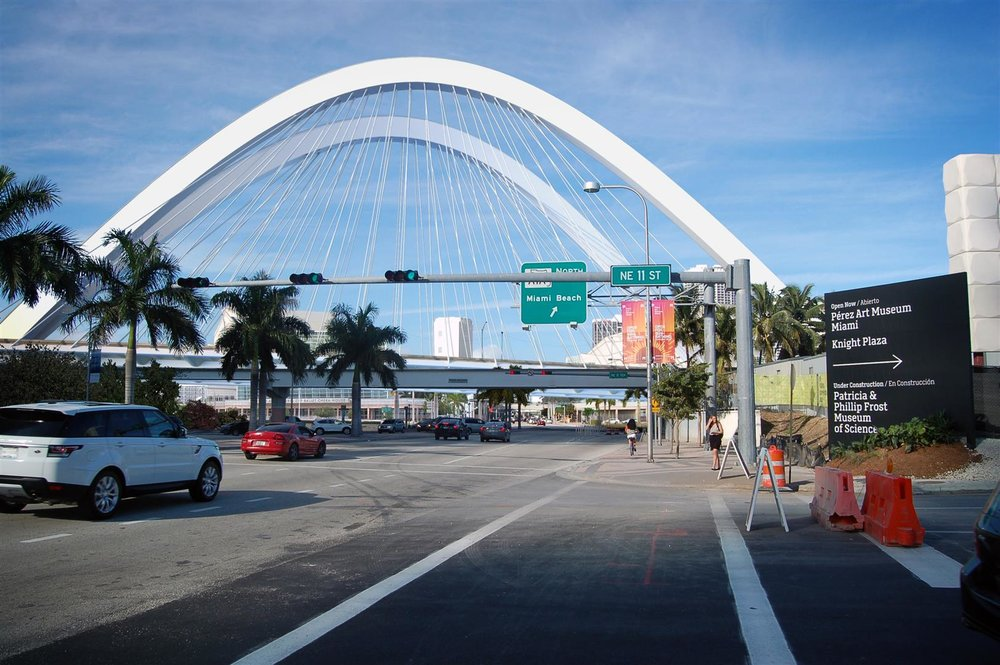 Final Design for Miami Signature Bridge Proposal Chosen, Approved, to be Announced May 1